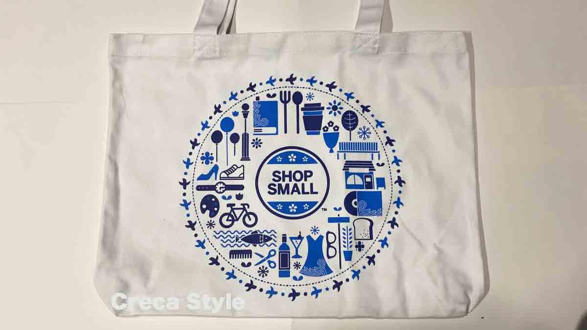 ショップスモール SHOP SMALL トートバッグ