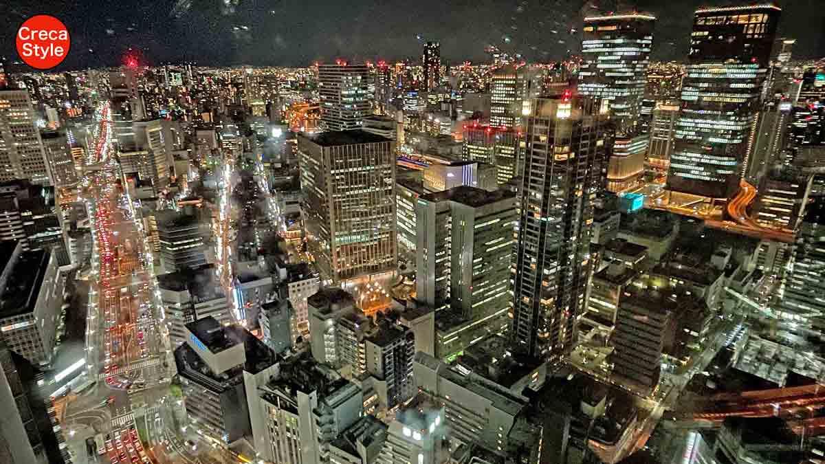 ザ・リッツ・カールトン大阪 宿泊記 スカイビューデラックス 最上階