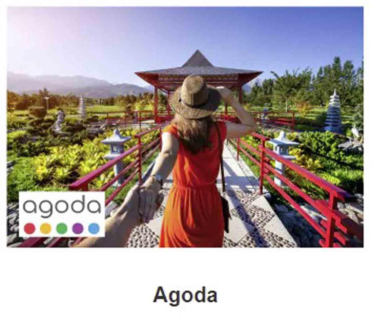 アメックス Agoda 10%割引
