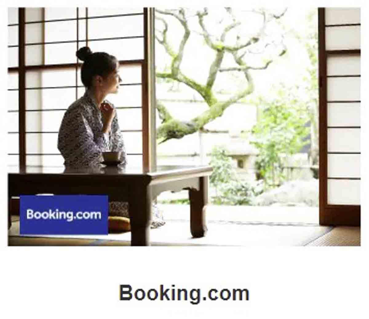 アメックス Booking.com 10%割引