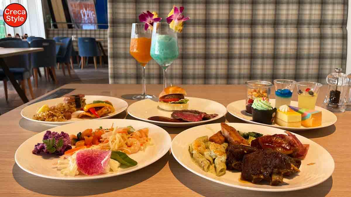 ヒルトンアメックス、ヒルトンオナーズゴールドでレストランが25%割引