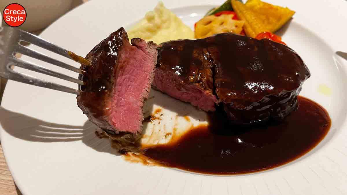 ヒルトンオナーズゴールドでレストランが25%割引