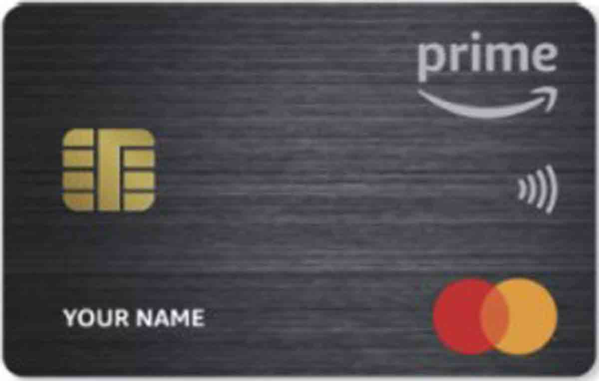 Amazon Mastercard タッチ決済