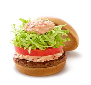 モスバーガー モス野菜バーガー