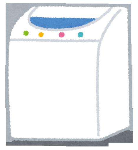 洗濯機 イラスト