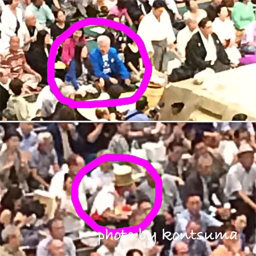 大相撲 国技館 高須 高須クリニック