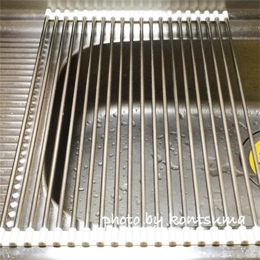 キッチン シンク スノコロロ