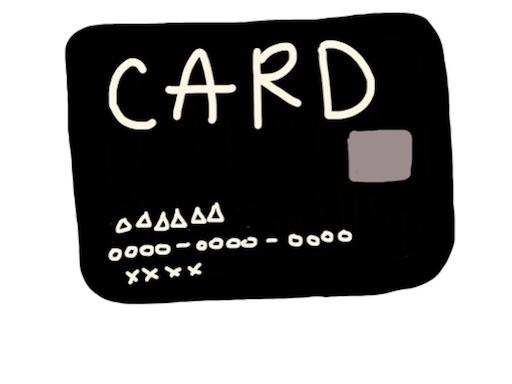 カード イラスト