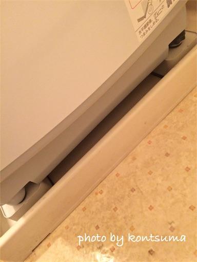 洗濯機 かさ上げ台
