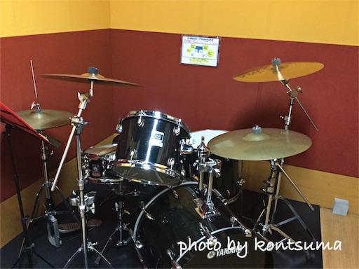 ドラム レフティ 写真
