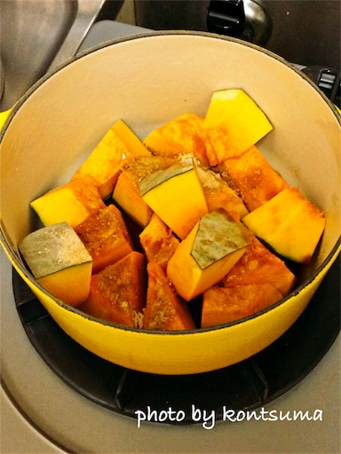 煮物 調味料 固定