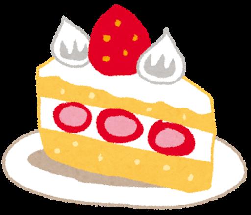 いらすとや ケーキ