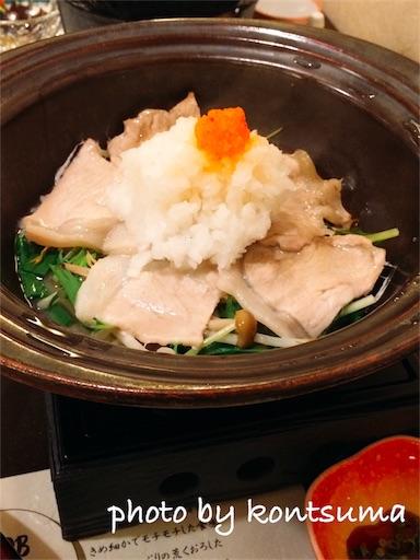鬼怒川温泉 旅の宿 丸京 夕食
