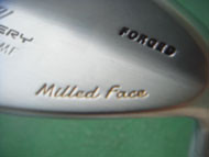 Milled Face
