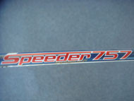FUJIKURA Speeder 757 Evolution