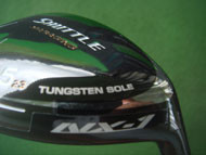 TUNGSTEN SOLE