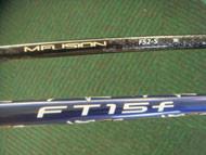 MFUSION D カーボンシャフト & FT-15f
