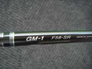 グラファイトデザイン TOUR AD GM-1F