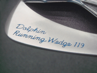 Dolphin Running Wedge 119