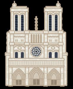 ノートルダム寺院 大聖堂