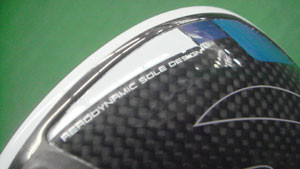 AERO DYNAMIC SOLE DESIGN
