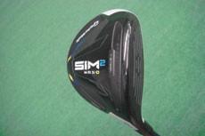 テーラーメイド SIM2 MAX-D フェアウェイウッド