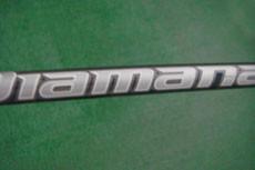 Diamana ZX for HYBRID カーボンシャフト