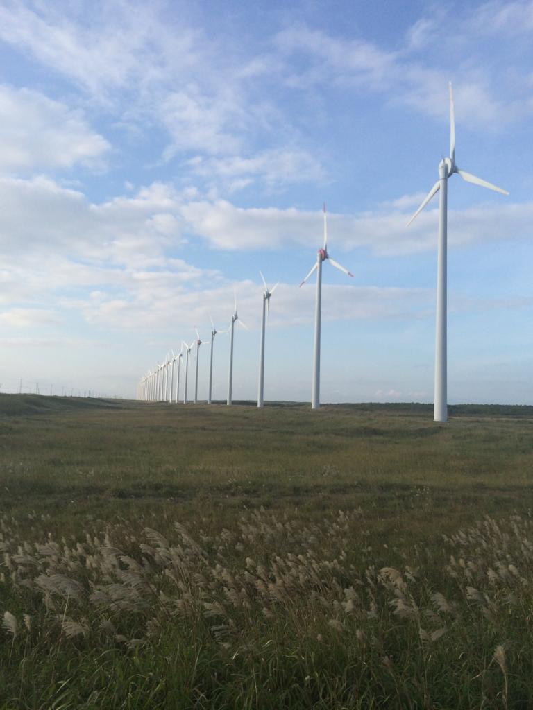 オントルイ風力発電所