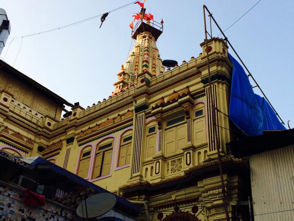 ムンバデヴィ寺院 -Mumbadevi Temple-