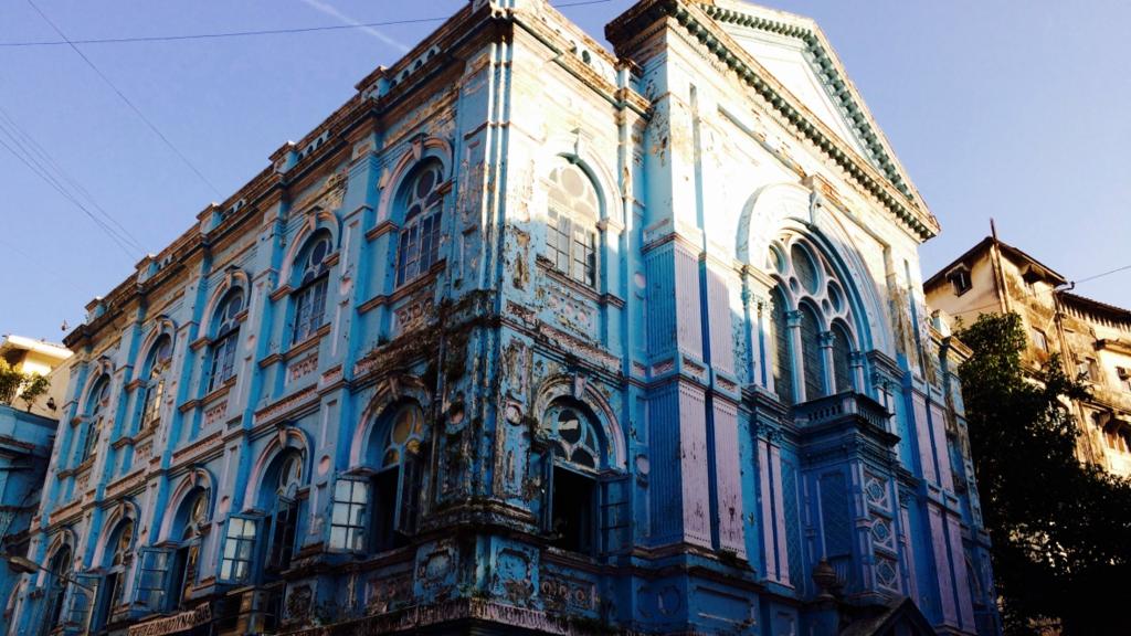 ユダヤ教会「ケネセス・アリヤフ・シナゴーグ」