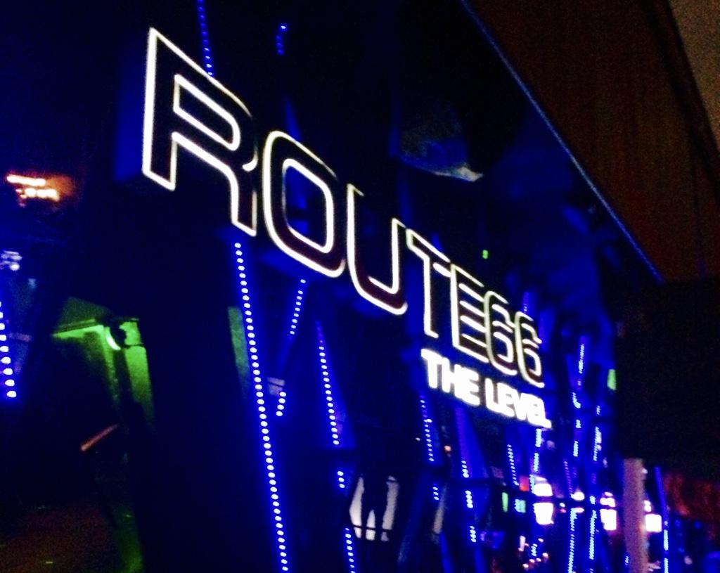バンコクでオススメのクラブRoute66