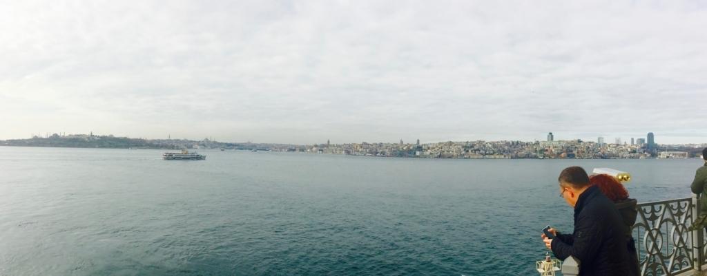 イスタンブールが一望できる隠れ観光スポット