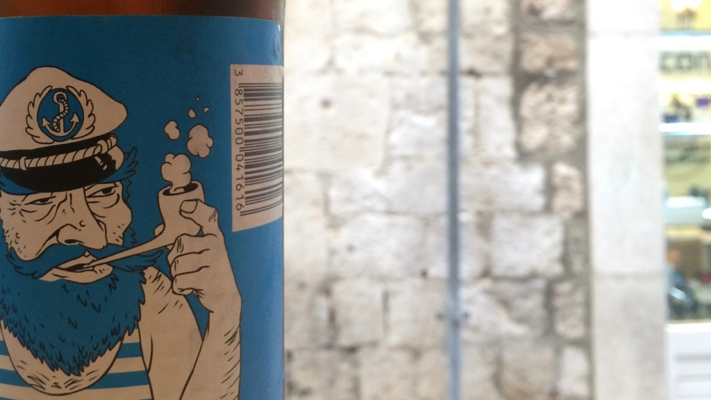 ドブロブニクBARBAのビール