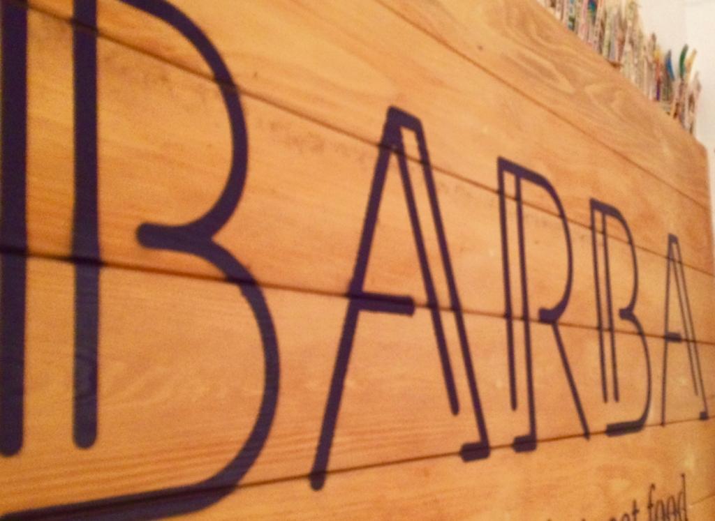 安いシーフード「BARBA」