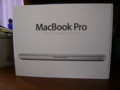 MacBookPro届いた!