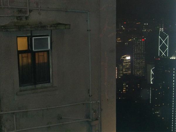 香港ビクトリアピーク秘密の場所