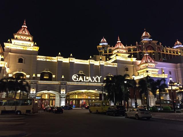 マカオ ギャラクシーホテル