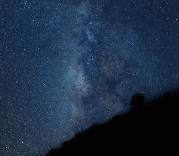星空の見える場所