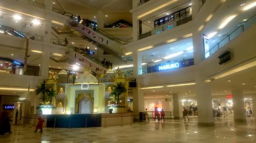 ジョホールバルのシティスクエア