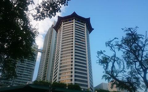 Far East Plaza 遠東商業中心 シンガポール