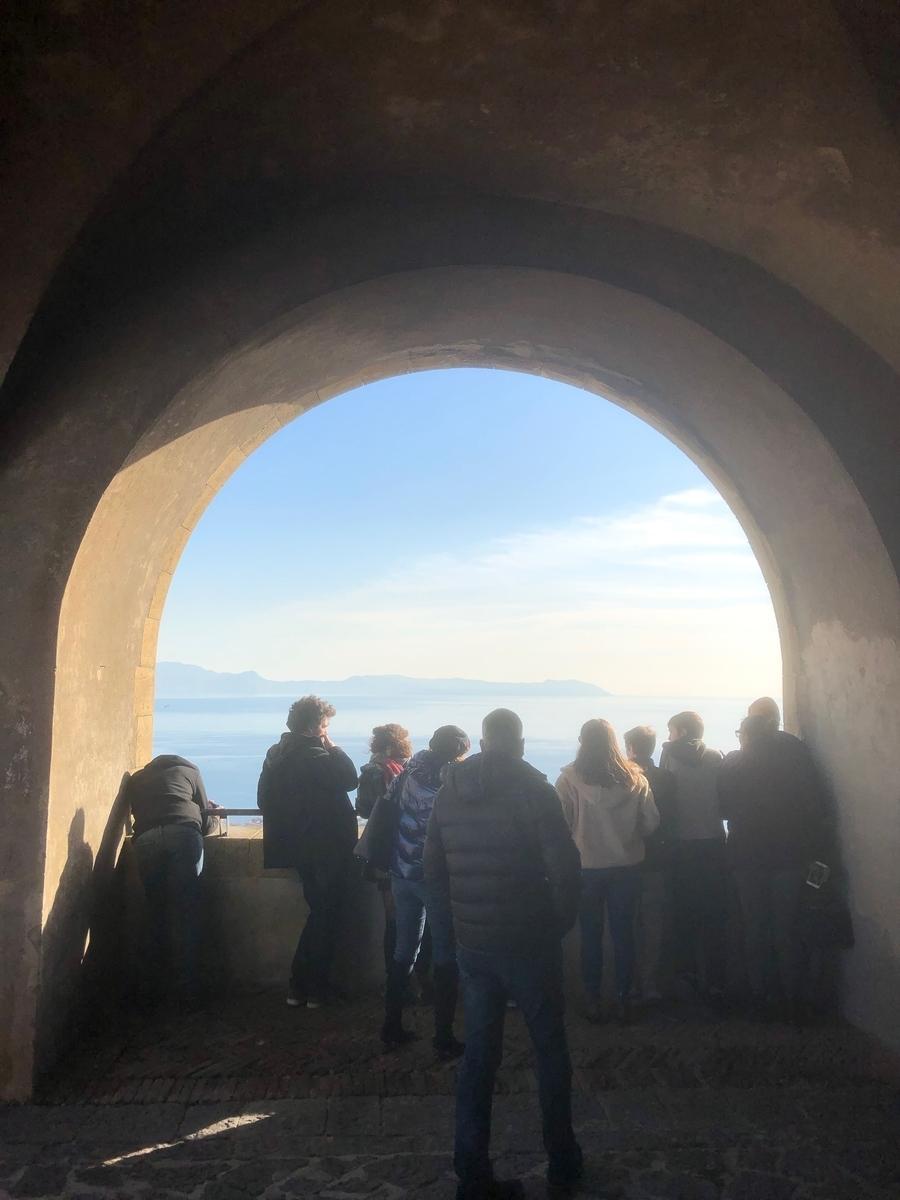 イタリア-眺め