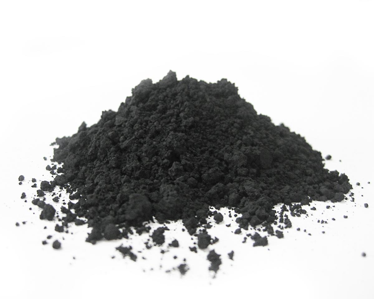 竹炭の画像