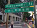 シンガポールの中国語