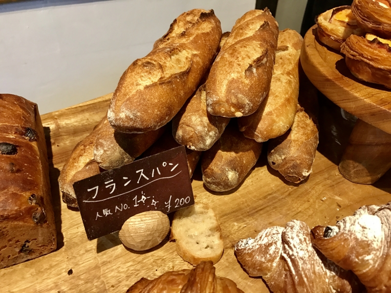 人気NO.1のフランスパン