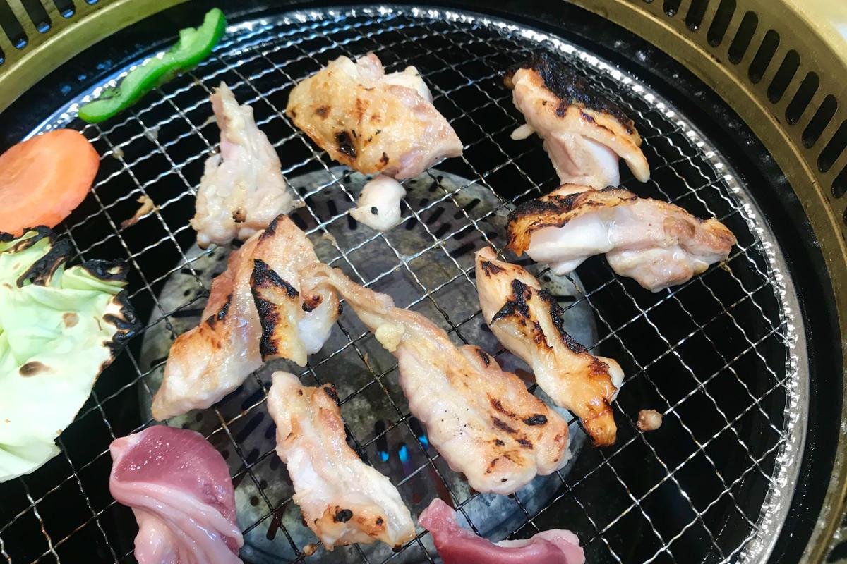 ドライブイン鳥|焼き肉