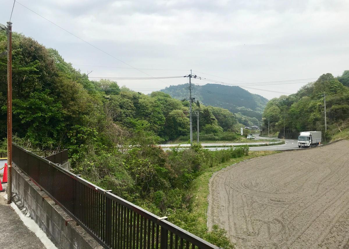王香の周りの風景
