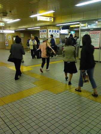 都営新宿線船堀駅