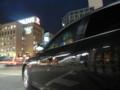 夜の市川駅