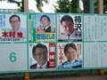 東京15区の候補者