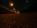夏の夜の小松川